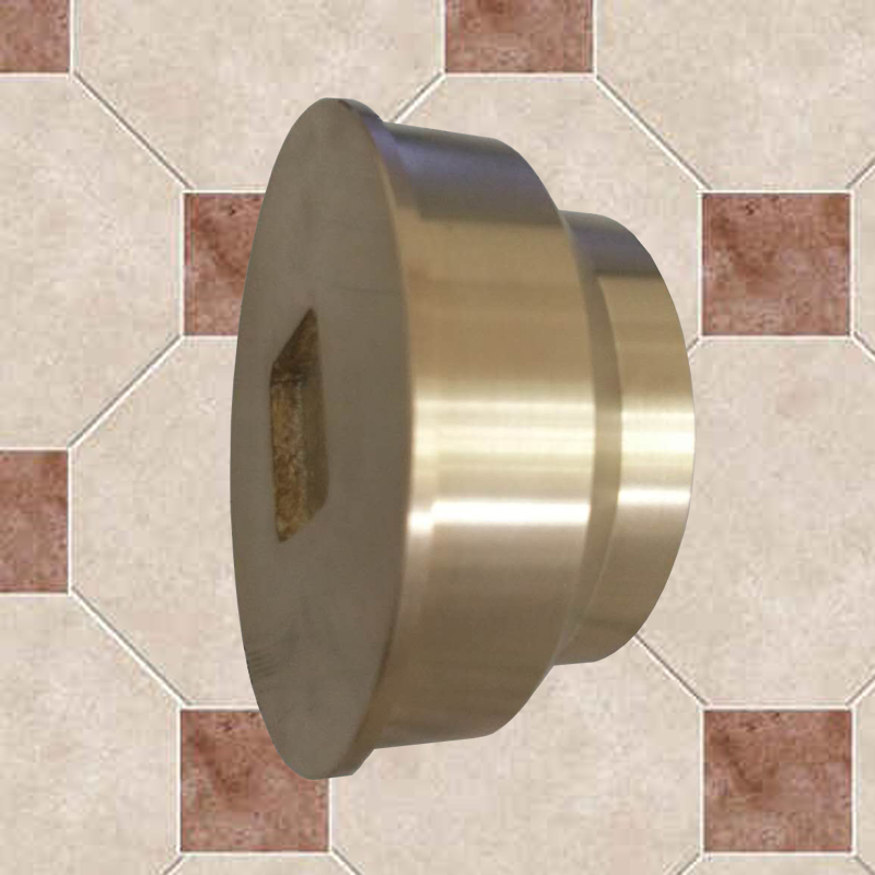 The copper cleaning port PVC-U drainage manhole mouth cleaning ground commander clean floor drain plug 50