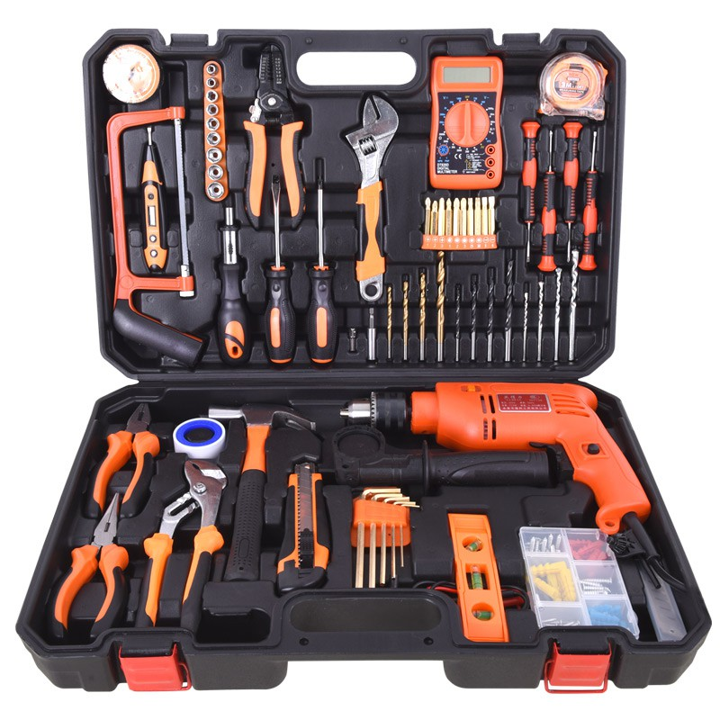 Machinery, motorcycle, hardware, automobile toolbox, full set of maintenance tools, bicycles, industrial multifunctional