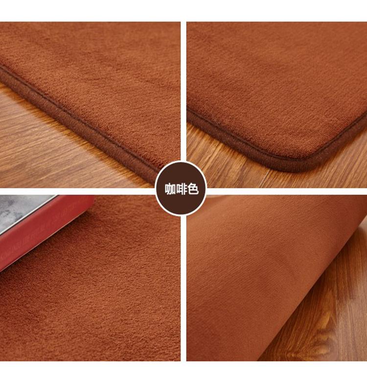Wash the tatami mats carpets blankets short rectangular bedside bedroom living room carpet color