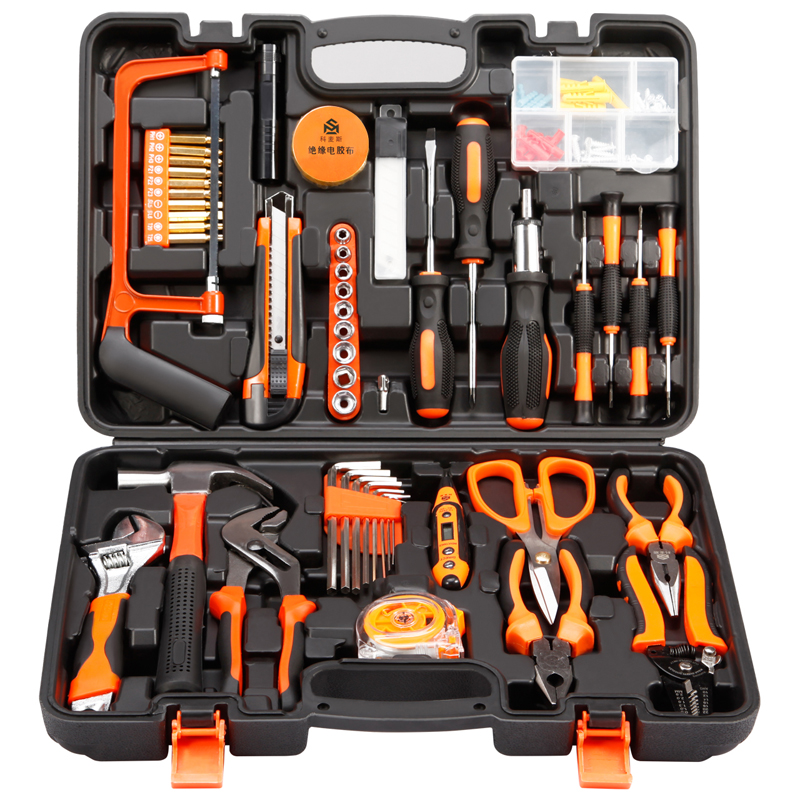 Germany imported cutting pliers screwdriver set multifunctional household maintenance Hardware Kit