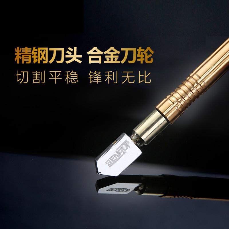 ความหนาของกระจกตัดตัดตัดตัดตัดตัดกระจกแก้วผลักมีดตัดกระจกอัตโนมัติ