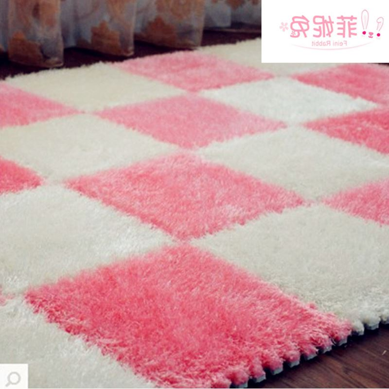 Foam cushion household bedroom mosaic puzzle children living room tatami hand washable washable carpet mats