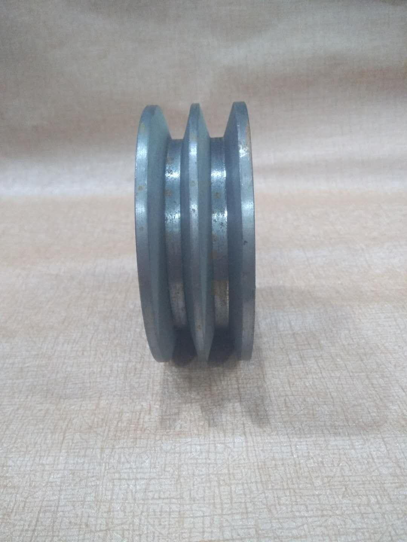 trekantet bælte hjul, støbejern motor bælte trisse dobbelt groove type a - 70mm diameter diameteren af 28.