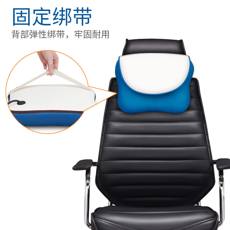 Simplified multifunction cervical massager on the waist and shoulder of the neck in vehicle pillow household electric neck cushion