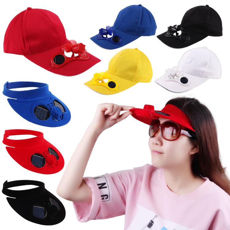 ส่วนของที่คุณใส่พัดลมสวมบนศีรษะสวมหมวกผู้ใหญ่แบบพัดลมพัดลมพัดลมไฟฟ้าขนาดเล็กวรรคสองปี .