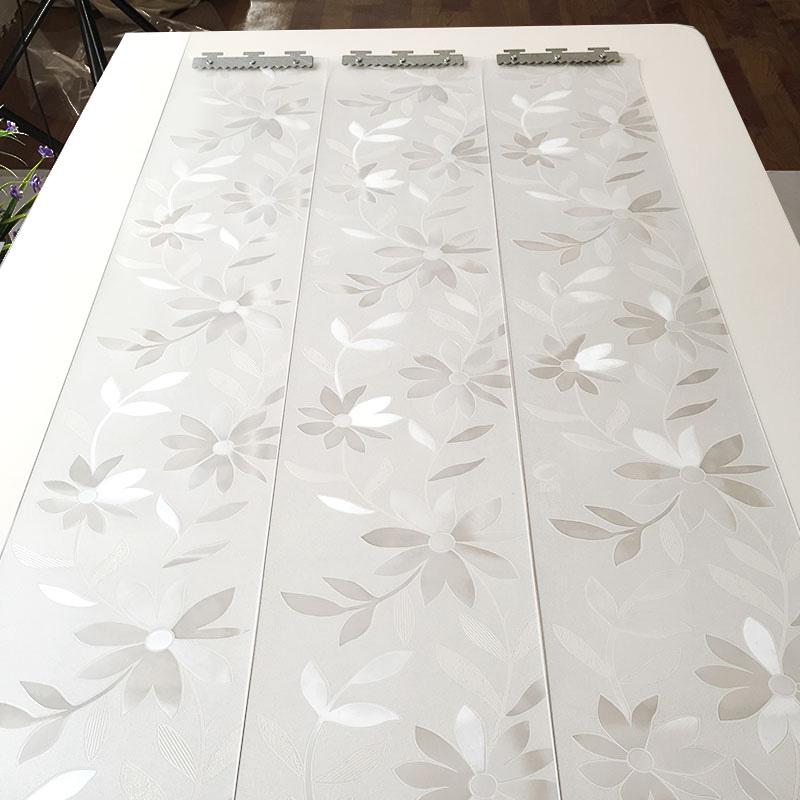 вятър на изолация на фв повърхност на анти - дъждовна вода празна меки вратата кристал номер завеса магазин завеса пластмаса блокира домакински завеса с прозрачна пластмаса