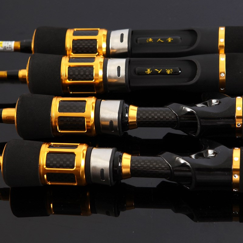 Raft liner positioning rafting rod titanium alloy soft tail carbon water drop fishing gear fishing gear