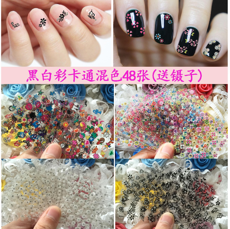 Nail Kit kit for beginners to do nail polish glue, QQ glue machine, nail stickers, drilling accessories