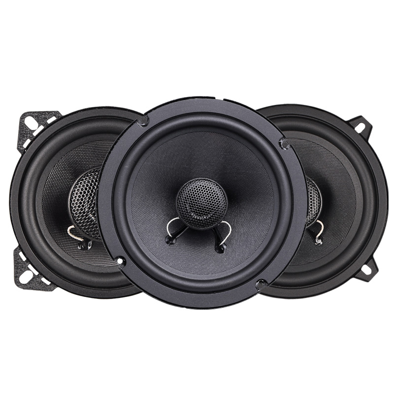12v24v car audio repackage 4 inch 5 inch 6.5 inch coaxial car suit horn full frequency heavy bass