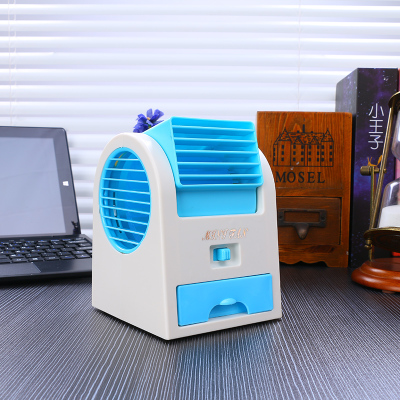 Chanlengxing household air conditioning fan air conditioning cooling fan with ice water cooler bedroom dormitory
