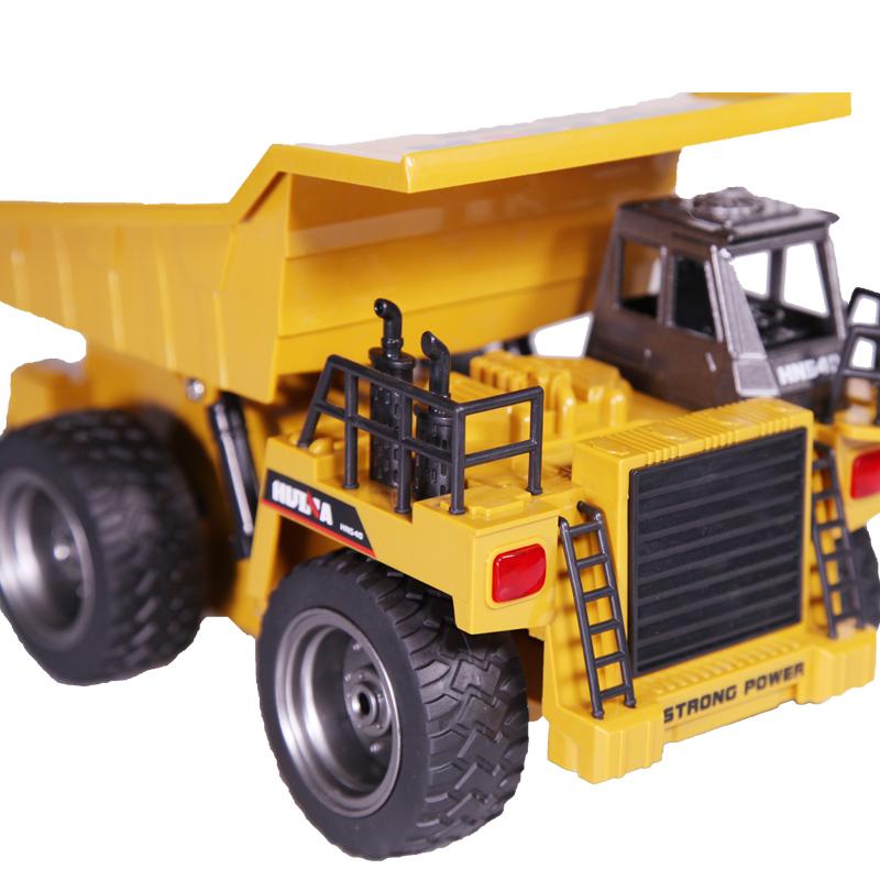 Via fernbedienung muldenfahrzeuge Bagger kabellose fernbedienung für Kinder - Bagger - müllwagen MIT