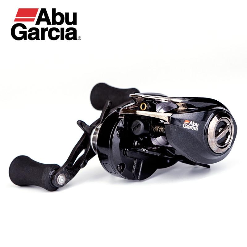 O atlético purefishing vara Abu straight handle grips de Robalo de água - Roda de hornet IB7 road.