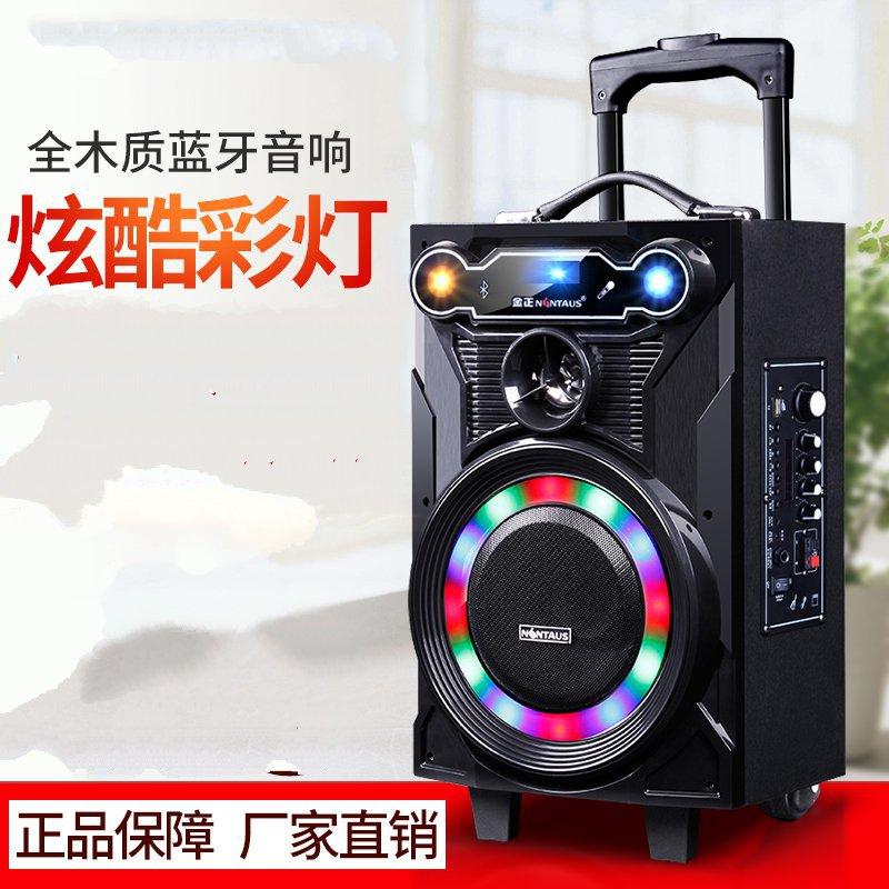 Outdoor - 12 - Zoll - hochleistungs - mobile bar Square dance - sound auf Singen aufladen