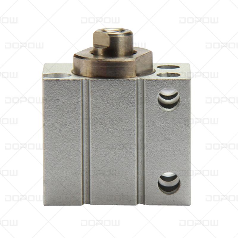 Instalación de cilindros múltiples direcciones MU / CDUJB8 * 4 / 6 / 8 / 10 / 15 / 20 / 25 / 30 para dentro y fuera de los dientes solo la acción de doble acción