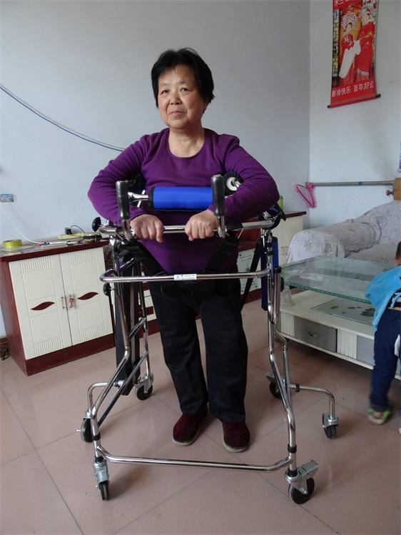 hemiplegi äldre walker gånghjälpmedel armstöd booster praxis går fyra rehabilitering paketet -
