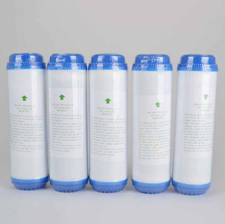 Der umkehrosmose - wasserfilter 10 - Zoll - partikel kokosnuss - aktivkohle - Filter, wasserfilter UDF - Filter