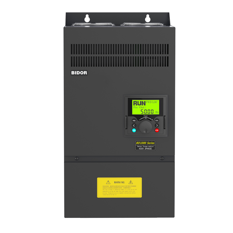220V to power 45KW inverter, three phase motor stepless speed control fan, water pump, chemical mixer