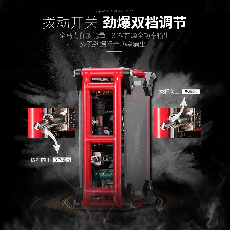 электронная сигарета новая мода импорт Аутентичные костюмы бросить курить легкие детоксикация артефакт большой дым мужчин паровой машины
