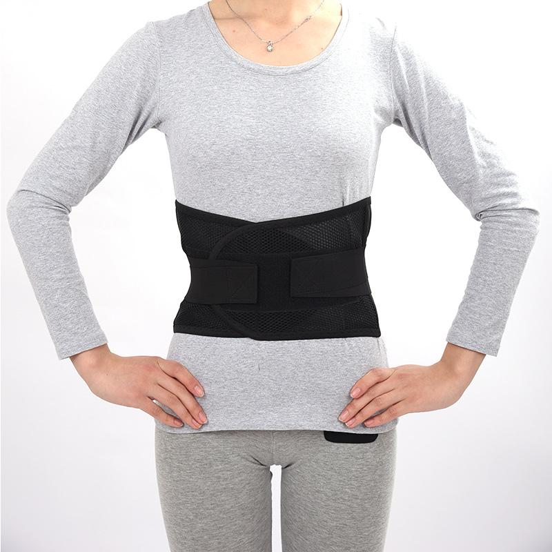 ilmanvaihto, joiden vyötärö joustava vyötärö, lämmin ja terveydenhuollon ohut teräslevy tukea vyötärön vatsan levyn