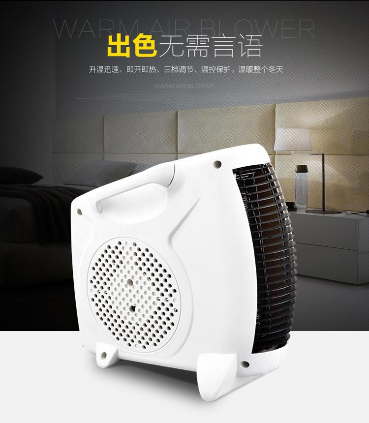 مكيف الهواء التدفئة والتبريد مروحة تبريد مروحة فائقة الهدوء نوم مصغرة التبريد تكييف الهواء المحمولة الصغيرة