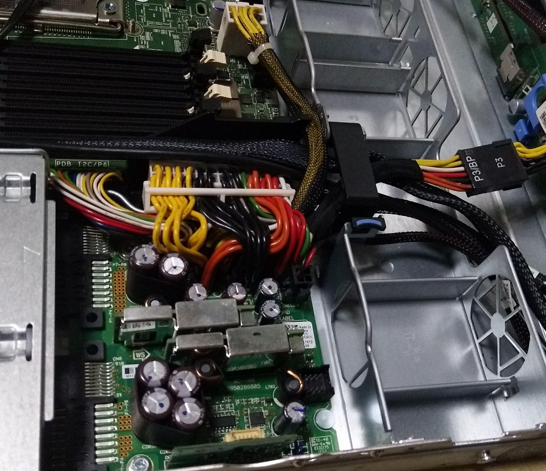 Original - DELLR320R420 server hot - swap - Power - verteilung. 0G8CN spot
