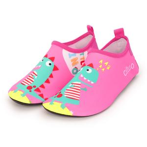 夏季薄款儿童地板袜鞋宝宝防滑底袜套室内男女婴儿软底学步袜子鞋