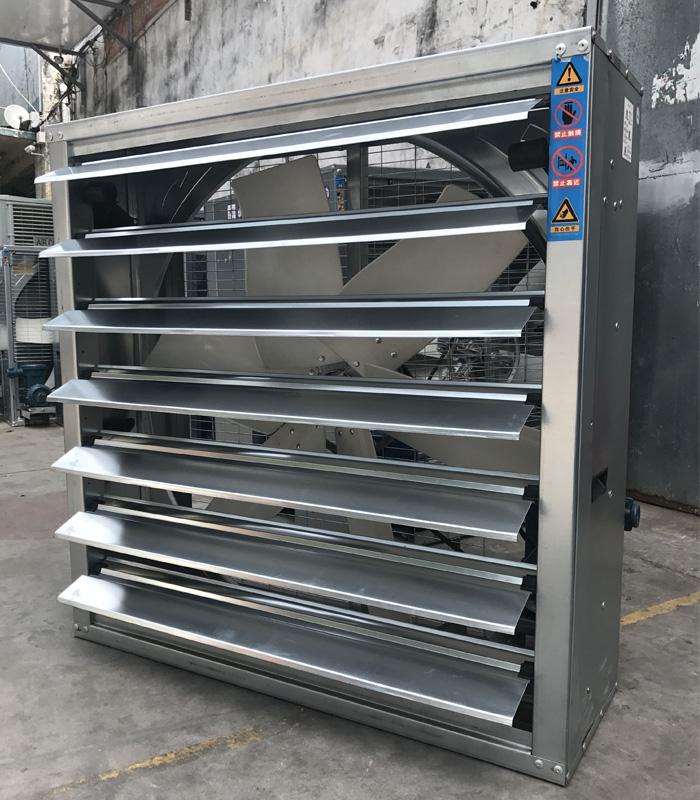 La explosión de la presión negativa en el ventilador de escape de gran potencia industrial de 900 fan fan industrial taller proyecto de ventilador