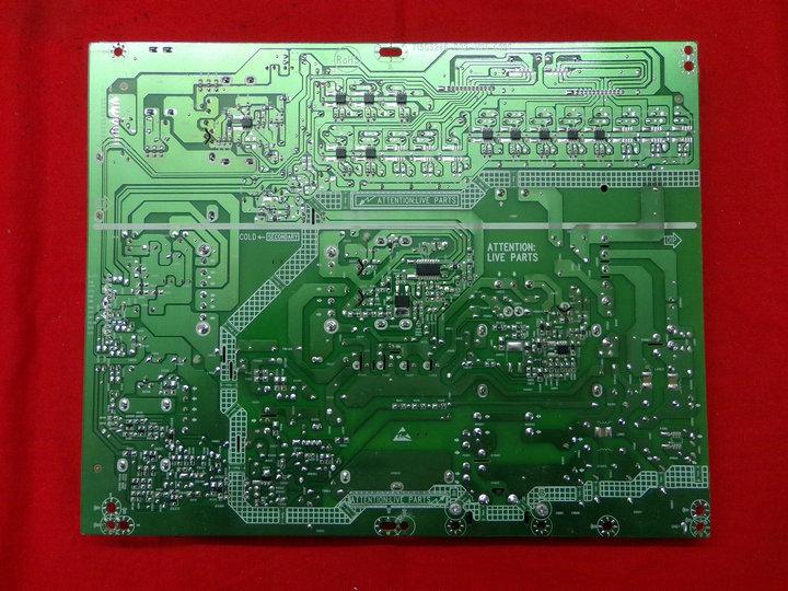 Haier LE42B70 de télévision à affichage à cristaux liquides d'une carte d'alimentation 715G5246-P02-W21-002S