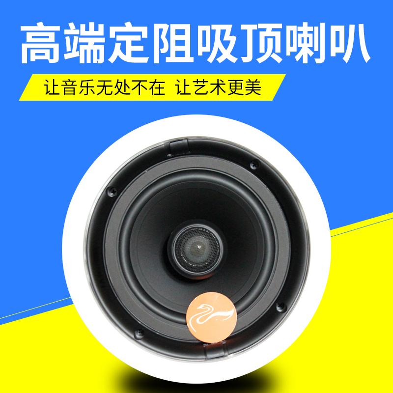 /VX6-C/VX5-C6.5 - Zoll - lautsprecher - konstanten widerstand und top - decke.