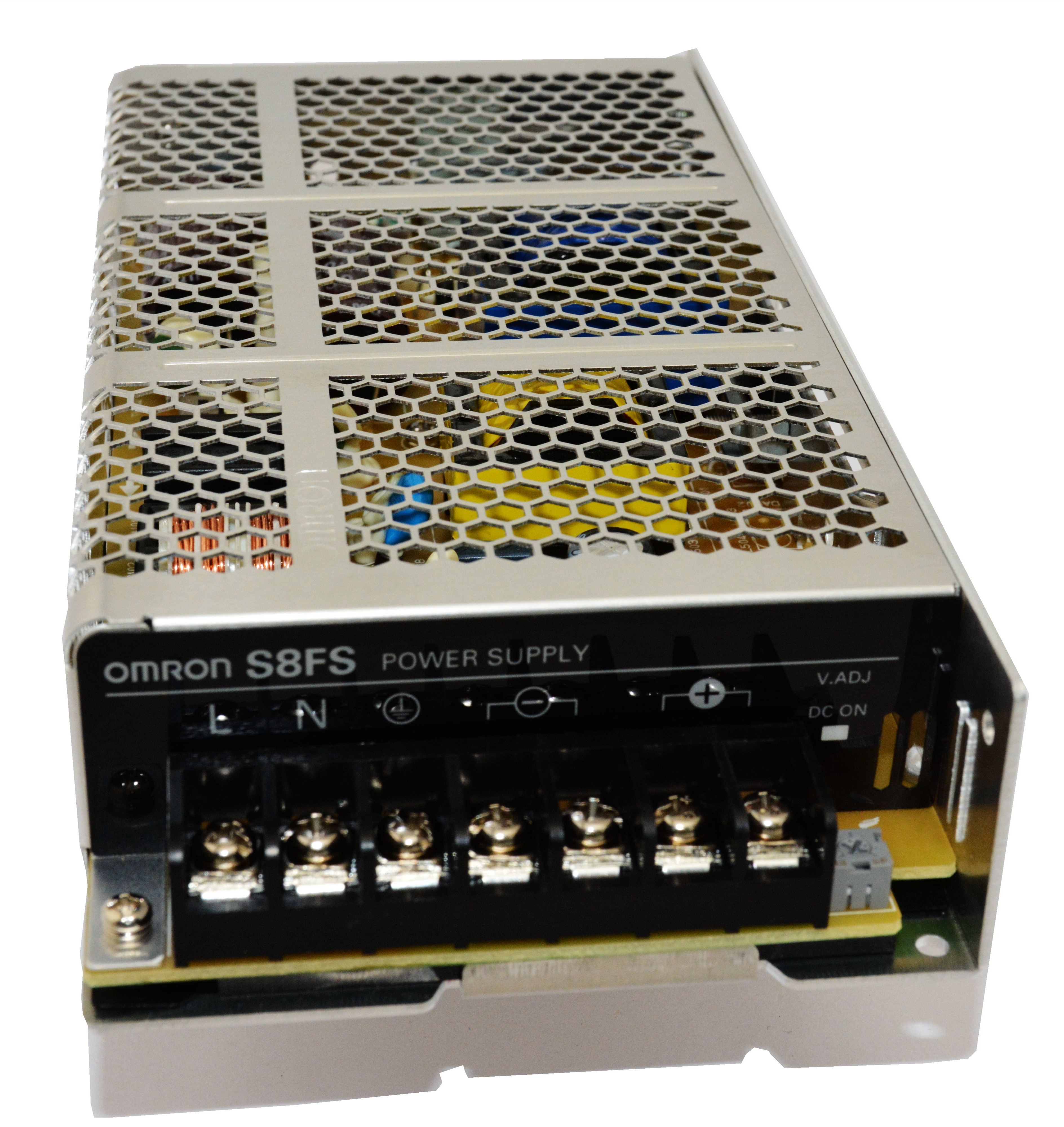 OMRON switch power transformer S8FS-C15024 instead of S8JC-Z15024C6.2A