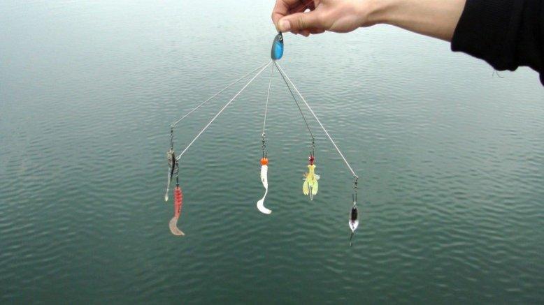 Что такое рыбаловная снасть