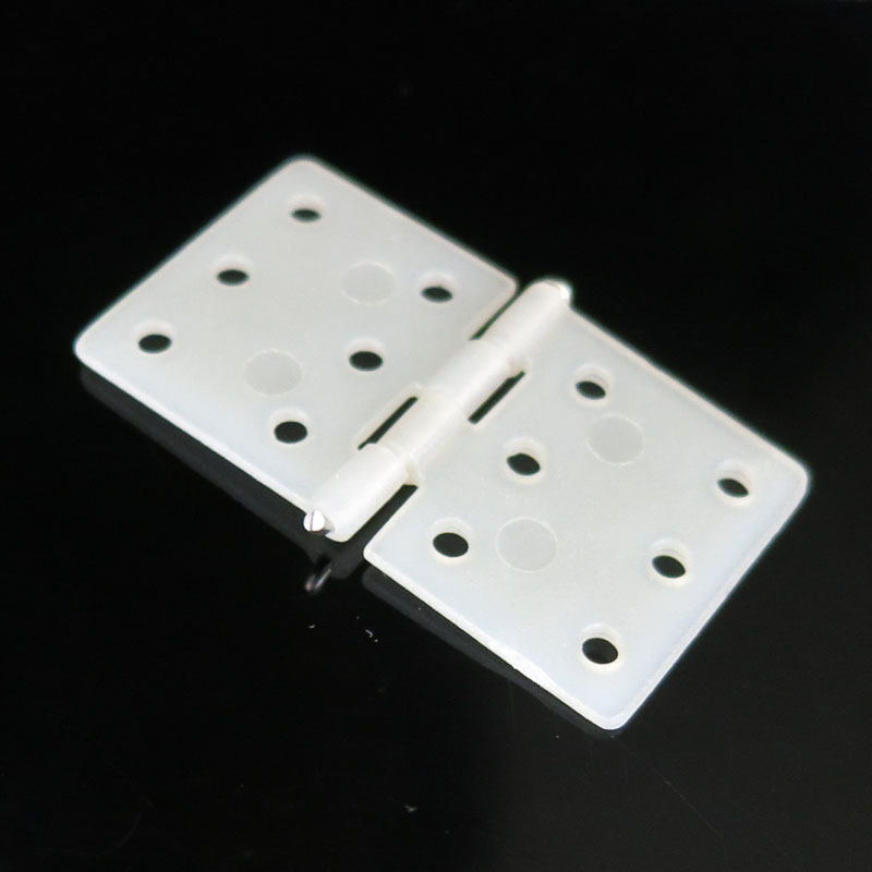 Square sheet DIY model making nylon plastic hinge connection model of wing creative toy accessories