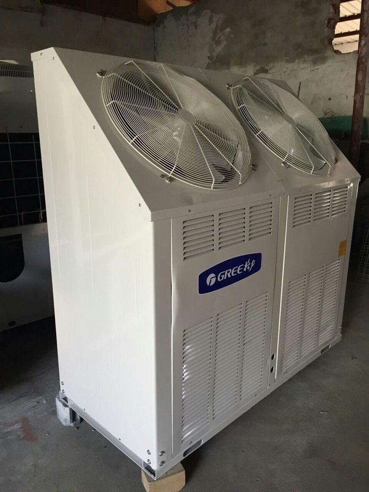 geli HLR35S háztartások típusú léghűtéses hőszivattyú központi légkondicionáló 15 a vérrel fognak fizetni ezért a víz ára!