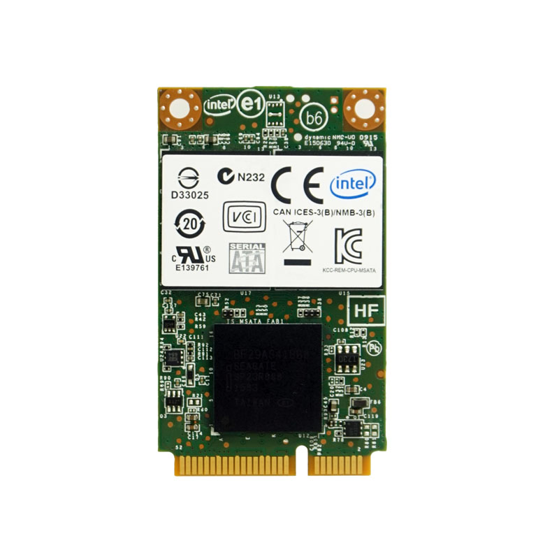 /intel525MSATA3180GSSD SSD - notebook Intel nicht 128G256G
