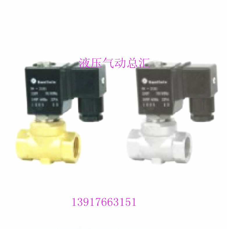 Yuyao three l force letter ZLP-10 two port two position direct acting solenoid valve