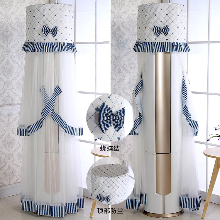 Gabinete 3p caballo cilíndrico vertical de aire acondicionado el aire acondicionado no para el conjunto de la sala circular cubierta de polvo