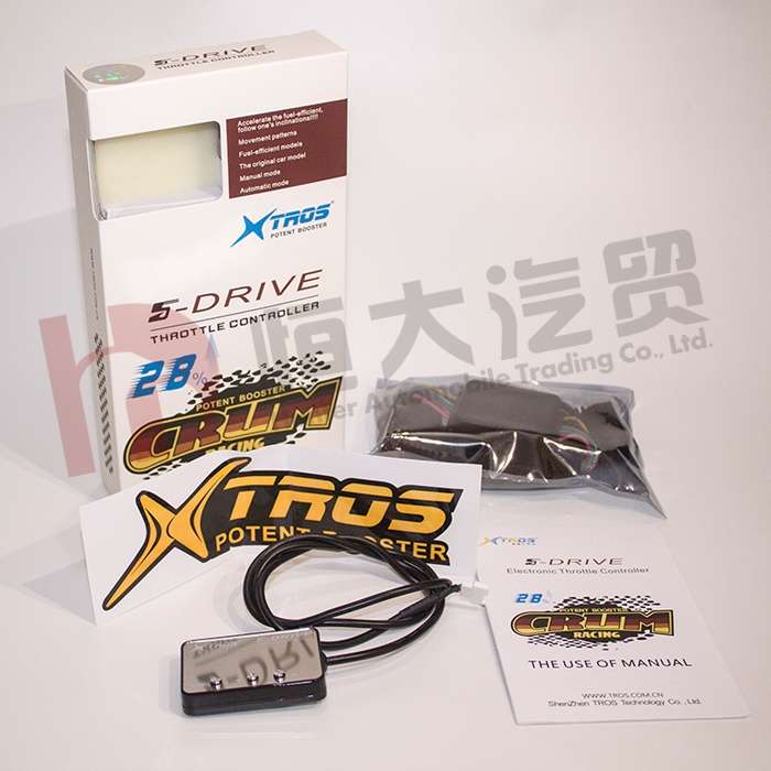 SF star front line electronic accelerator accelerator power conversion special throttle controller for automobile