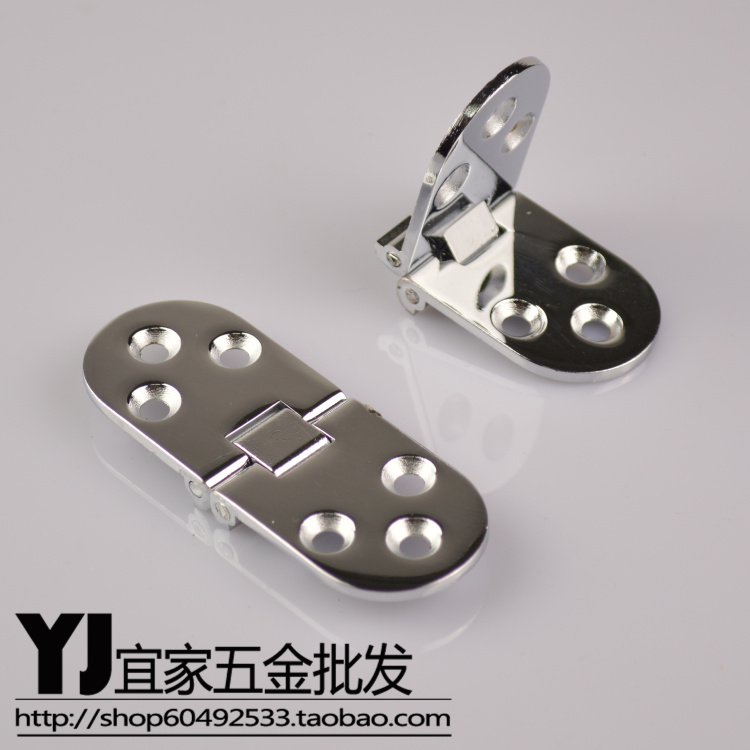 Table hinge, folding table fittings, round table hinge, table hinge, turning plate hinge
