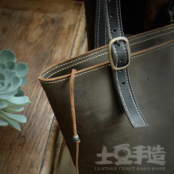 土豆手工皮具 手提包 | showbagnow