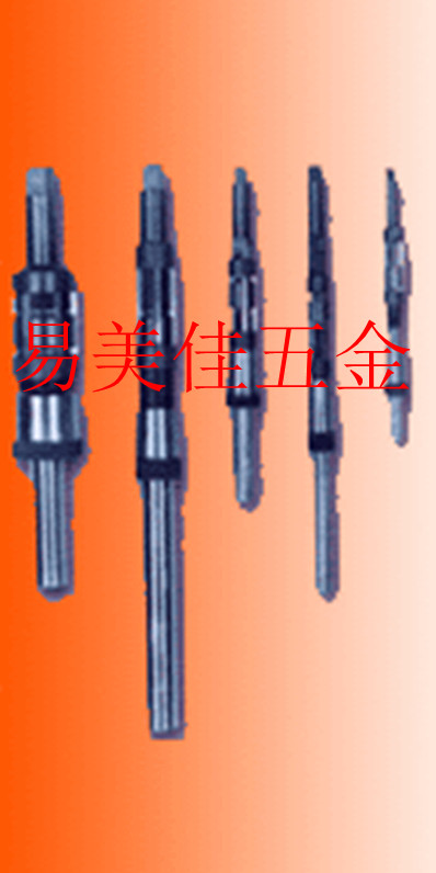Specification of adjustable hand reamer for high speed steel M19-M21