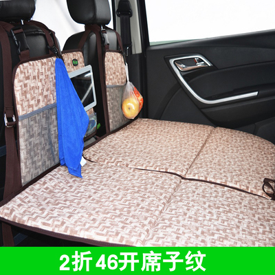 Car, off-road vehicle, SUV children's bed, car rear rest bed, non inflatable, non inflatable car shock bed