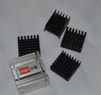 Five pieces of North-South bridge heat sink packaging