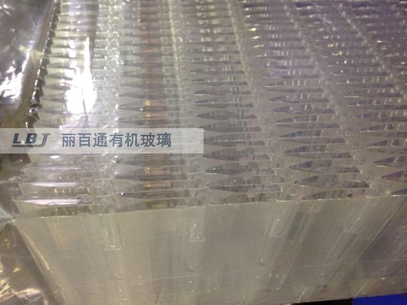 Scharnier Tür den Deckel der Kiste MIT 10 cm - transparenten organischen acryl - Glas ist nicht Leicht zu knacken