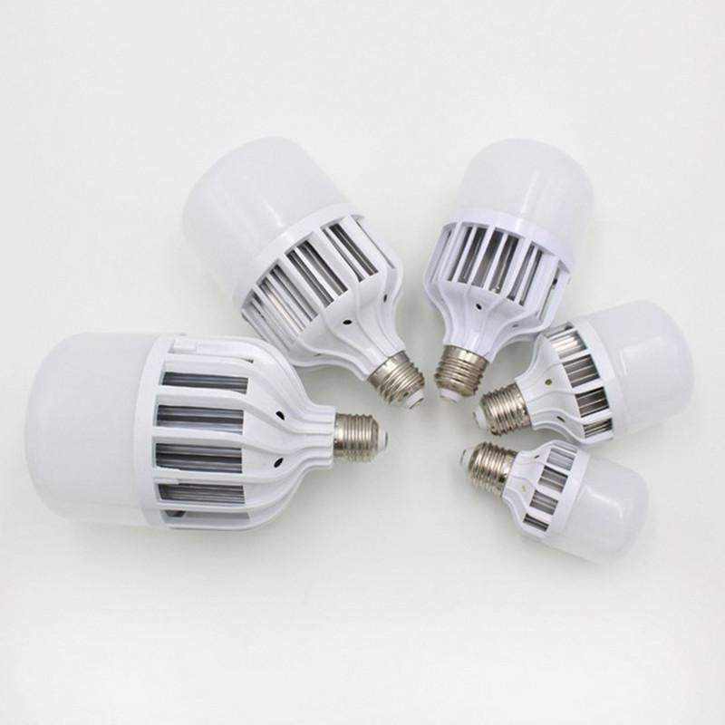 светодиодные лампы винт e27 колба лампы, энергосберегающие лампы супер яркий бытовых помещениях единого огня спираль установок большой мощности источника света