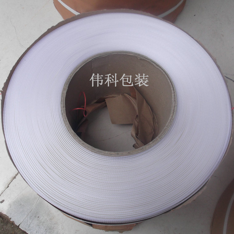 Shipping transparent packaged with new material packing packing belt color hot-melt semi automatic packing belt machine