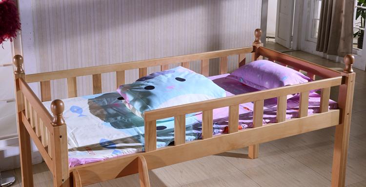 почта пакет Средиземноморья на деревянные кровати бука под прилавок материнской кровати Кровать лестницы детей высота кровать повышенные кровать