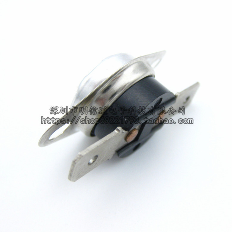 KSD301 temperature control switch normally open 55 degree 55 degree C250V10A protector