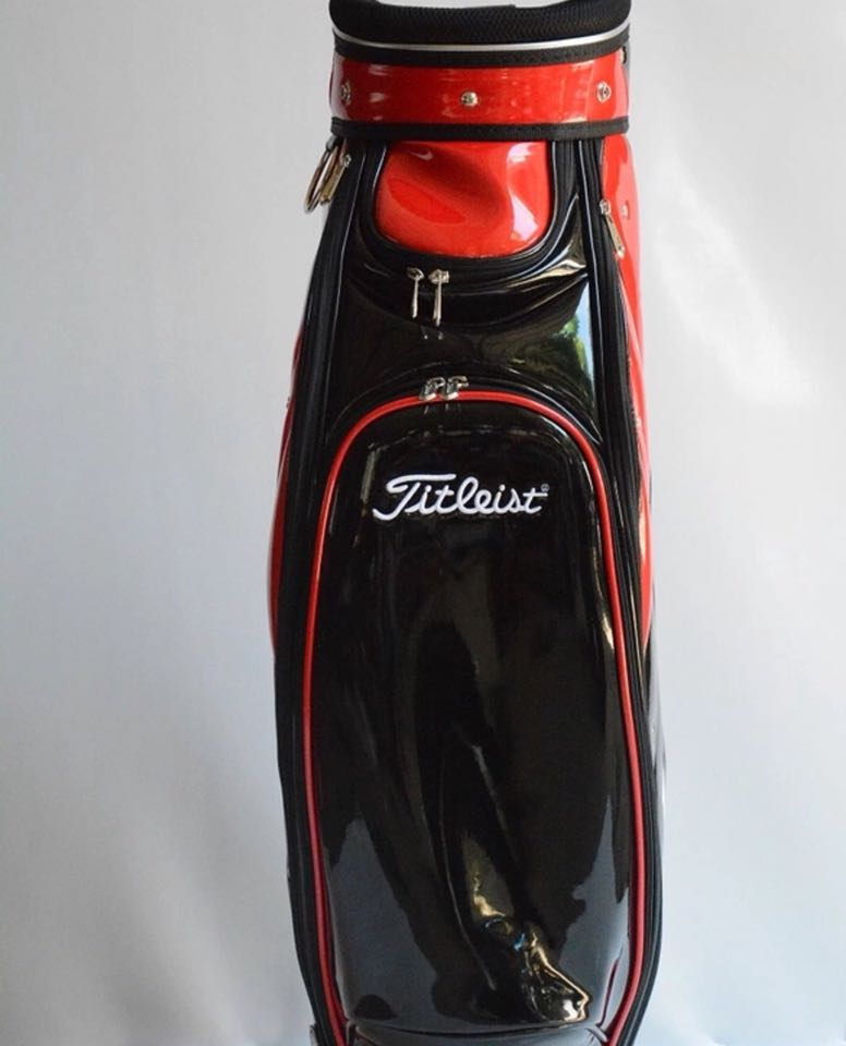 Special package for high-end Titleist golf bag standard men's golf bag