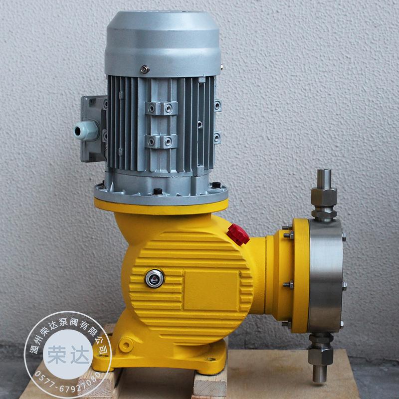 GM - dosierpumpe GM400/0.5 kläranlagen flockungsmittel hinzu, pumpen gegen Chemische Korrosion dosierpumpe