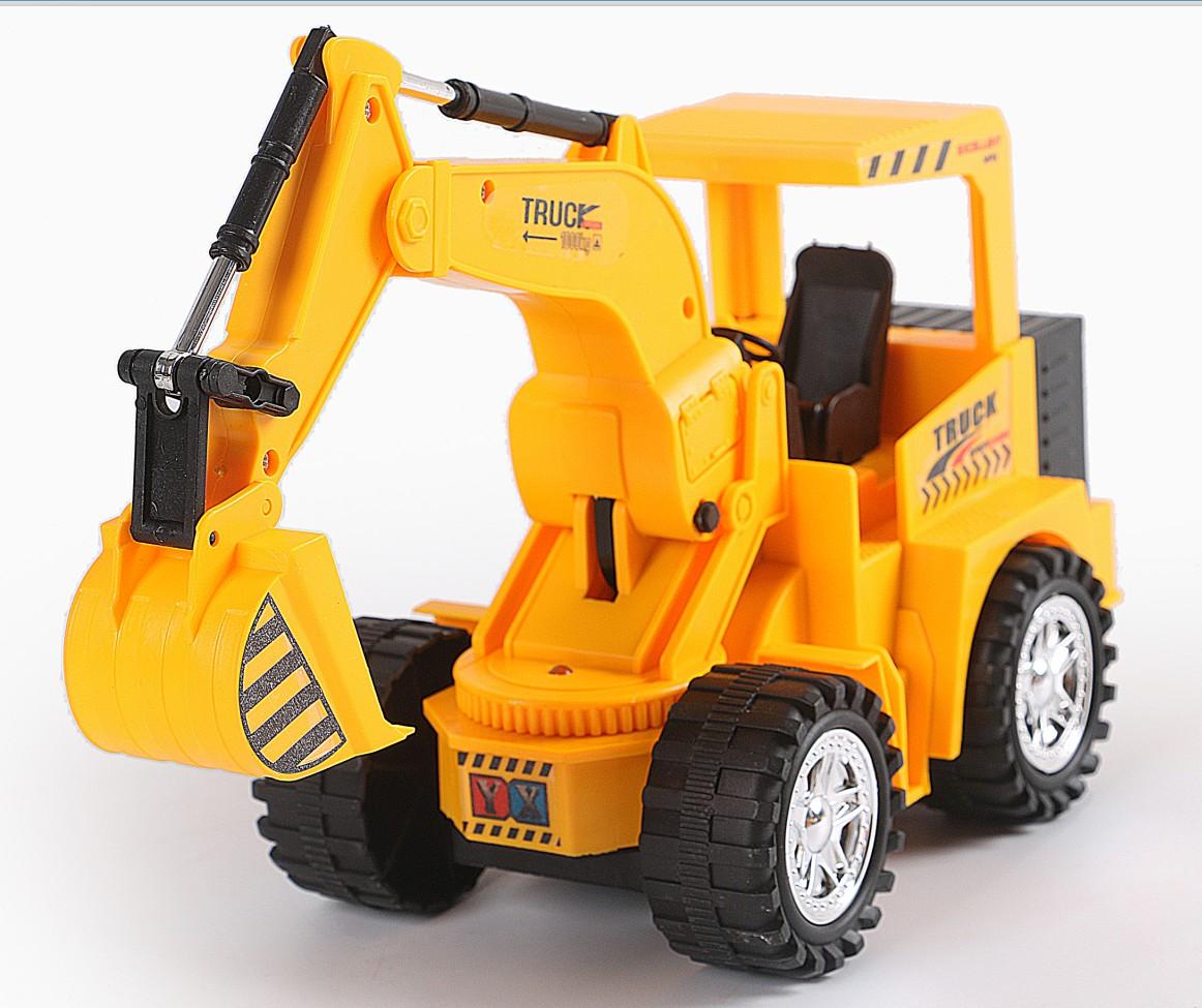 XL - Kontrolle der Bagger graben Bagger aufgeladen auto spielzeug tiere Jungen Kinder ferngesteuerten spielzeugauto